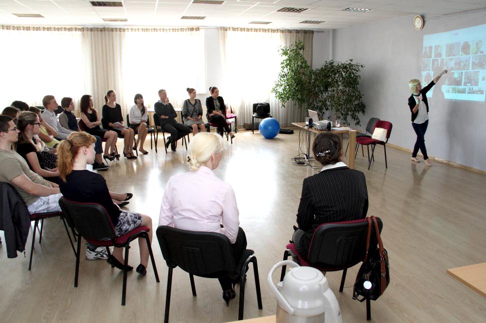 Sociālo mediju treniņš Ludzā (vada Solvita Jirgensone)