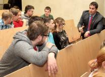 Seminārs par karjeras izvēli Rēzeknes augstskolā